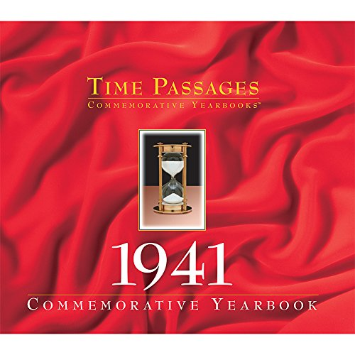 Year 1941 Time Passages Commemorative Year In Review - Gift Of Memories