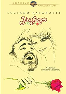 Book Cover: Yes, Giorgio