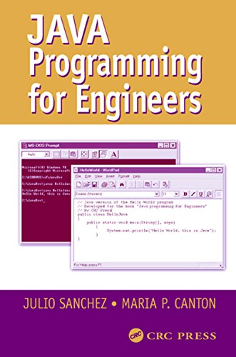 Download Java Programming for Engineers (Mechanical Engineering) Pdf