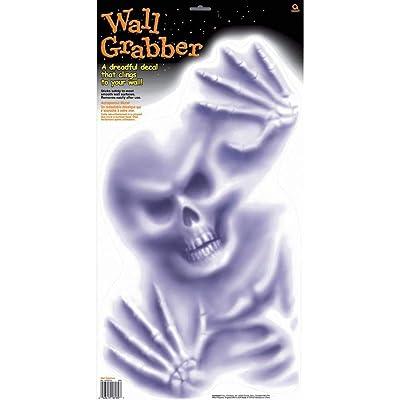 amscan Skeleton Wall Grabber: Toys & Games