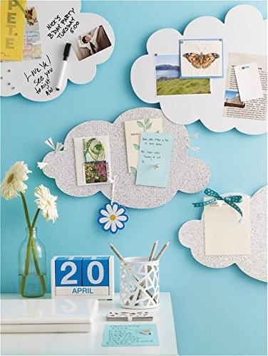 [Pack of 6] Paper Airplane Pushpin - Boiling Glacier Office Gadget Metal Pins & Tacks for Cork Board / Bulletin Board