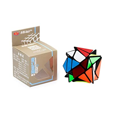 Cayro – Cube 3 x 3 Axis 56 mm, Multicoloured (8320yj): Toys & Games