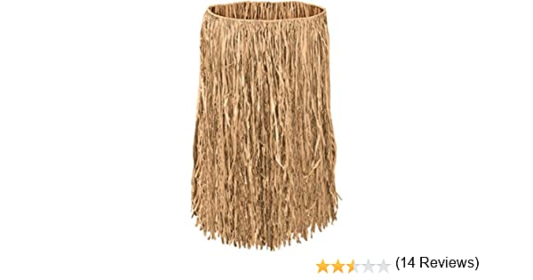 Beistle 50431-g niño falda de rafia para fiestas: Amazon.es: Hogar