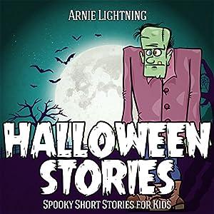 Books for Kids: Halloween Stories Audiobook