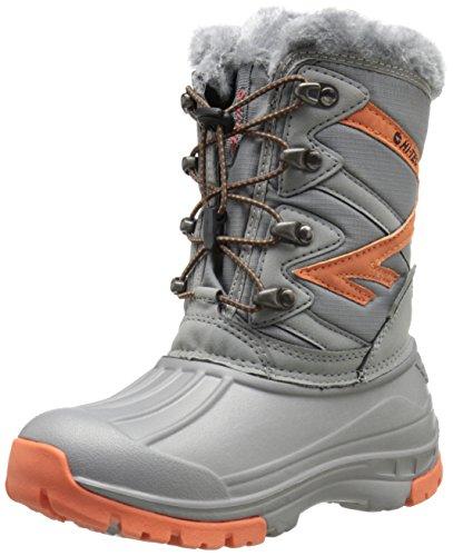 Pictures of Hi-Tec Avalanche JR Winter Boot (Toddler/ Orange/Grey 1