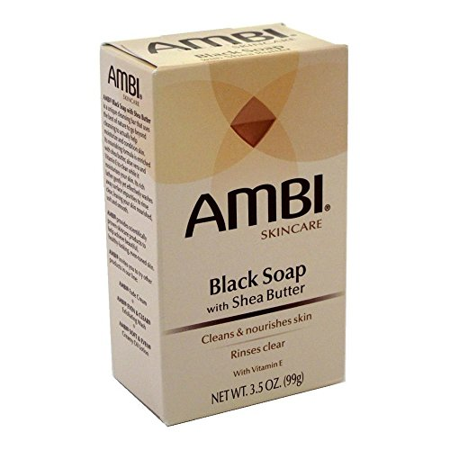 Ambi Skin Care Black Soap With Shea Butter - 2