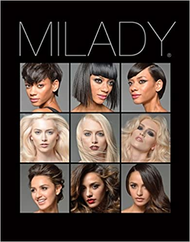 Milady standard cosmetology milady 9781285769431 amazon books milady standard cosmetology 13th edition fandeluxe Image collections