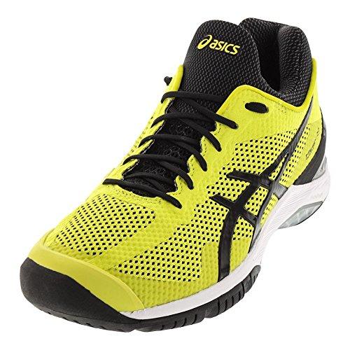 Asics E700n Unisex Ff Corte Running Springs-calzature Nere Zolfo