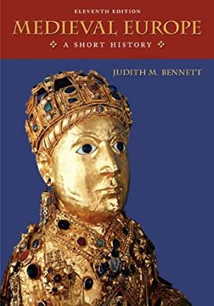 medieval europe a short history 11th edition pdf free