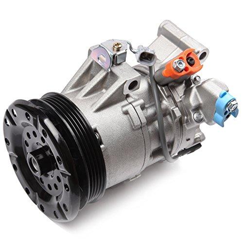 Ineedup AC Compressor and A/C Clutch for 04-06 Scion xA xB 1.5L CO 11034C (2006 Scion Xb Ac Compressor)