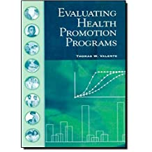 Evaluating Health Promotion Programs
