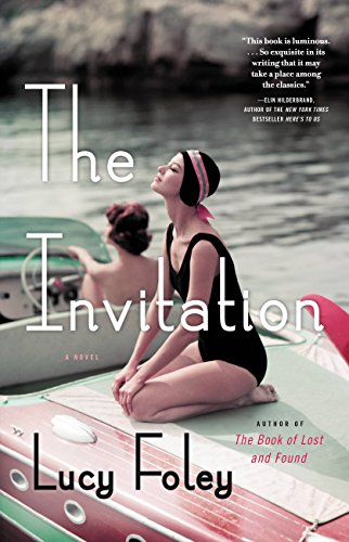 The Invitation by [Foley, Lucy]