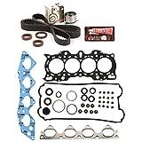 honda crv 1997 timing belt - Evergreen HSTBK4030 Head Gasket Set Timing Belt Kit 97-01 Honda CR-V 2.0 DOHC 16V B20B4 B20Z2