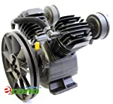 140PSI 2 Piston 3HP V Type Air Compressor Pump 1200RPM