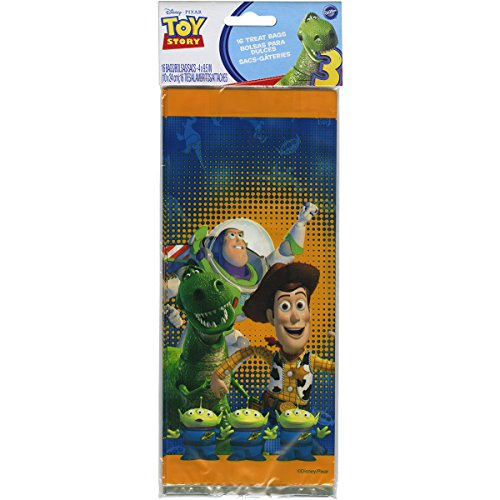 Chocolate Toy Bag - Wilton Toy Story Treat Bags (1912-8080)