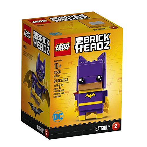LEGO BrickHeadz Batgirl 41586 Building Kit from LEGO