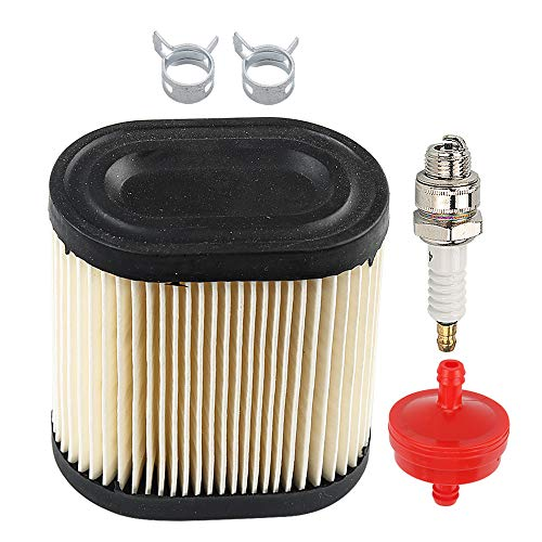Butom 36905 Air Filter for Tecumseh 740083A AH600 AV600 LEV100 LEV115 LEV120 Toro 20016 20017 20018 6.75HP 22 inch Recycler Parts Craftsman Lawn -