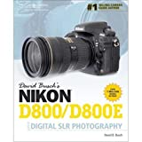 David Busch D800/D800E Guide to Digital SLR Photography, Paperback, 688 Pages Review