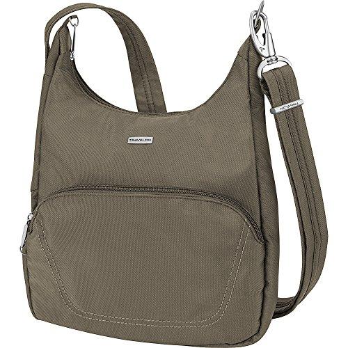Travelon Anti-Theft Classic Essential Messenger Bag