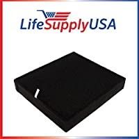 Replacement HEPA Filter fits BreatheSmart Air Purifier BF35 by LifeSupplyUSA