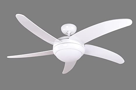 Pepeo gmbh fb ventilatore da soffitto con luce e