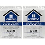 Kirby Allergen Reduction Filters, 204811 (12 pack)