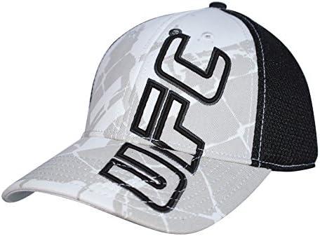 UFC - frente blanca, Logo gorra - negro - talla única: Amazon.es ...