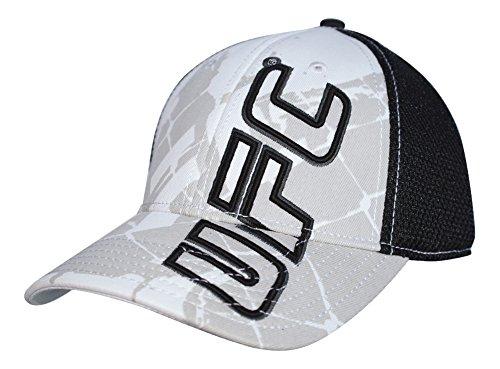 UFC - frente blanca, Logo gorra - negro - talla única: Amazon.es: Deportes y aire libre