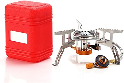 Portable Mini Lightweight Gas Stove Burner for Outdoor Camping Picnic Hiking