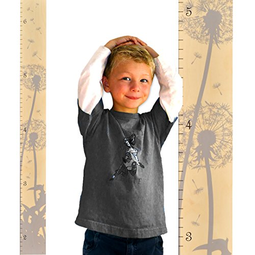 Growth Chart Art Nursery Dandelion