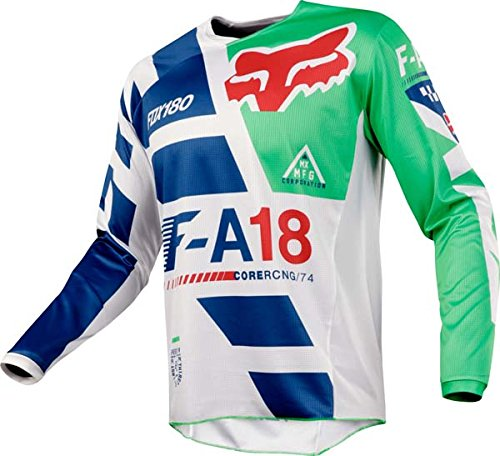 Fox Racing 180 Sayak Green Jersey/ Pant Combo - Size X-LARGE/ 36W
