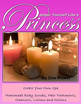 Pamper yourself like a princess create your own spa for Design your own salon
