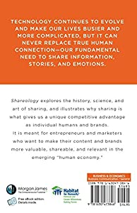 Shareology: How Sharing is Powering the Human Economy from Morgan James Publishing