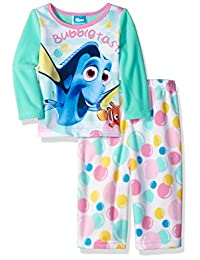 "Finding Dory Baby Girls' ""Fish Are Friends"" 2-Piece Pajamas"