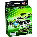 POWER PRO Powerpro Braided Spectra Fiber Fishing Line Moss Green (150 Yd/15-Lb Test)