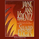 Sharp Edges Audiobook by Jayne Ann Krentz Narrated by Stephanie Diaz