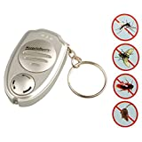 Ultrasonic Electronic Pest Anti Mosquito Repeller Keychain