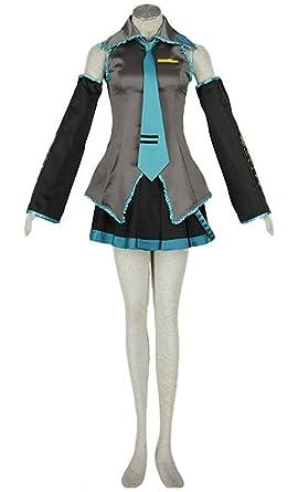 Holran Anime 10pcs familia Vocaloid Hatsune Miku Cosplay Costume ...