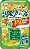 虫コナーズ リキッドタイプ 180日用 グレープフルーツの香り (虫よけ・消臭・芳香)