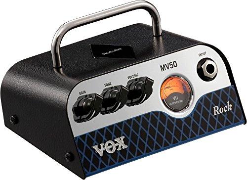 50w Tube Guitar Head (VOX MV50CR Series Amplifier Head, Deep Red)