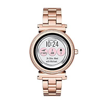Michael Kors Access Womens MKT5022 - Sofie Connected from Michael Kors Access