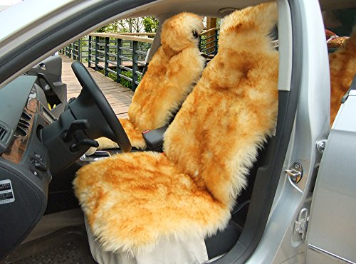 brown car seat covers for women - 2
