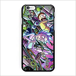 to buy db884 50763 Rick And Morty iPhone 6/6s Case Black: Amazon.co.uk: Books