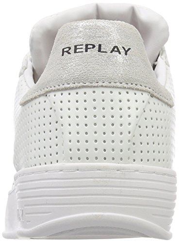 Replay Dames Iowa Sneaker Wit (wit)