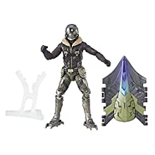 Marvel Legends Spider-Man Vulture Action Figure (Build Vulture's Flight Gear), 6 Inches