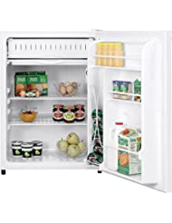 GE GMR06AAZWW Spacemaker 5.7 Cu. Ft. White Compact Refrigerator