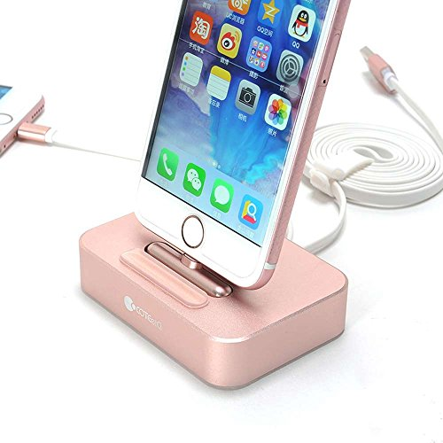 COTEetCI Charging Aluminum Charger Station