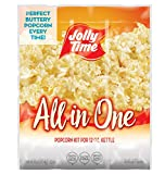 JOLLY TIME All in One Kit for 12 oz. Popcorn Machine | Portion...