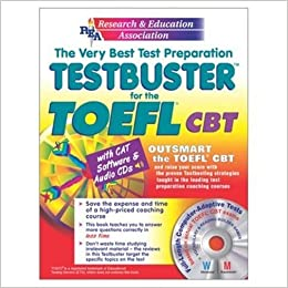 Toefl Testbuster with Software (Test Preps)