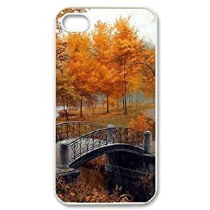 Landscape ZLB582169 Customized Phone Case for Iphone 4,4S, Iphone 4,4S Case